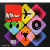 Ibiza Residence 2011 [3cd dvd] Chris Brown Tiesto Taio Mafia